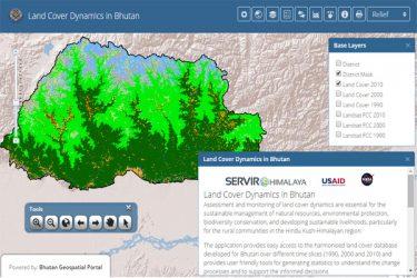 Bhutan Geo Portal